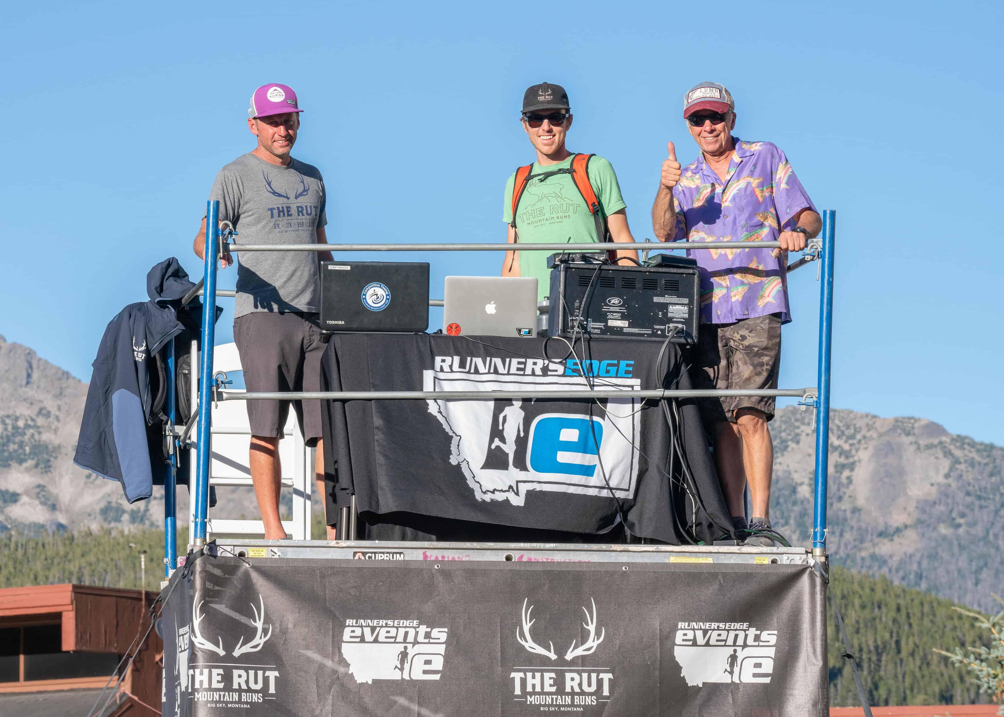 The 2018 Rut Mountain Runs - www.runtherut.com